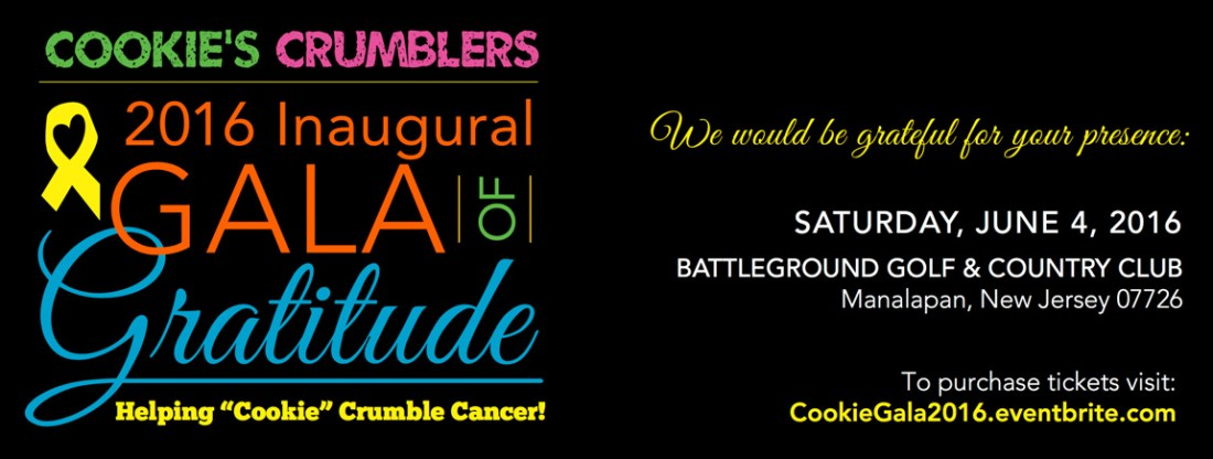 Cookies Crumblers Gala Event