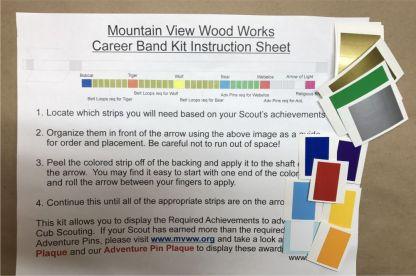 New Program Career Band Kit