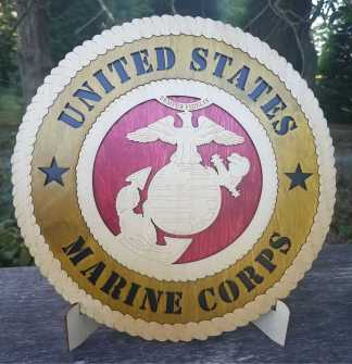 Large Marines Tribute