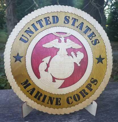 Large Marines Tribute