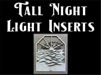 Tall Night Light Inserts