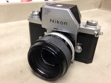 Nikon F Series, MVZ, July 9, 2014, by John Hickman.
