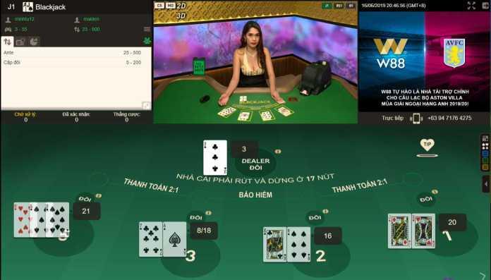 game đánh bài online ăn tiền tại w88 casino