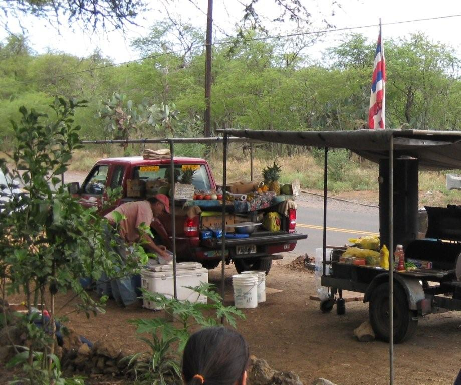 The Burger Man of Makena