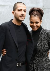 Wissam al Mana and Janet Jackson (Photo: Getty Images)
