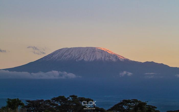 African Screens 50 – Kilimanjaro Sunset