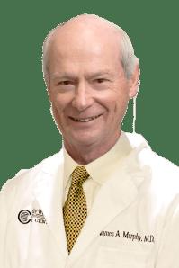 James A. Murphy, M.D.