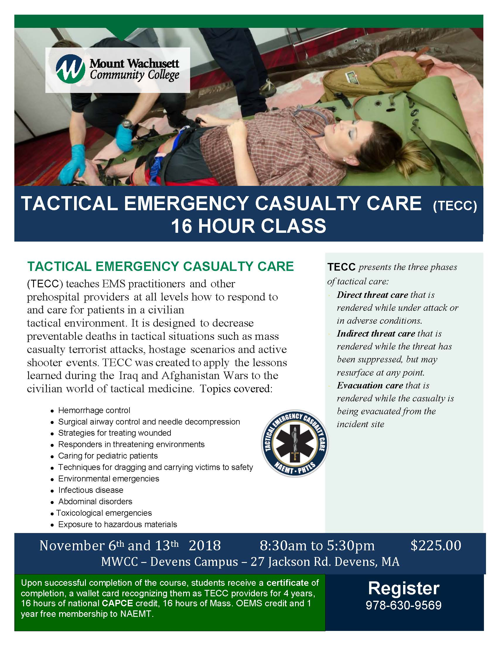 Cna And Emergency Medical Services Training