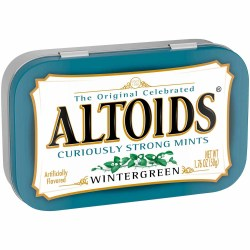 ALTOIDS WINTERGREEN 1.76 OZ TIN