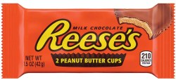 REESE'S PEANUT BUTTER CUP 1.5 OZ