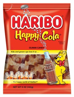 HARIBO HAPPY COLA GUMMIES 5 OZ