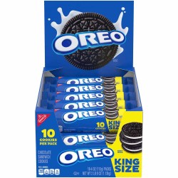 OREO KING SIZE COOKIES 4 OZ
