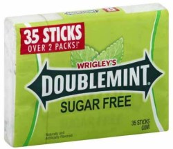 GUM DOUBLE MINT MEGA PACK 35 PIECE