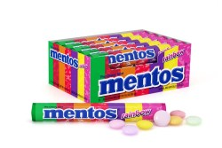 MENTOS RAINBOW ROLL 1.32 OZ