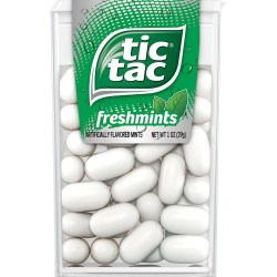 TIC TAC FRESHMINTS 1 OZ