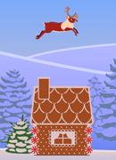 reindeer-game-dev-art