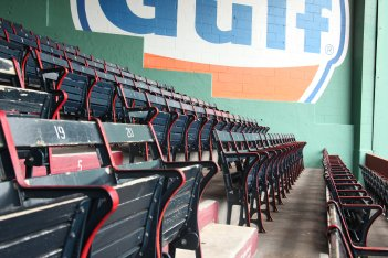 Oldest seats in baseball