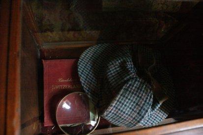 Sherlock's house