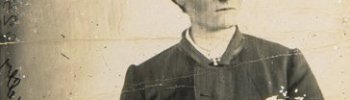 mydaguerreotypeboyfriend: Irish-Austrailian outlawNed Kelly, age fifteen, c. 1870. (National Museum