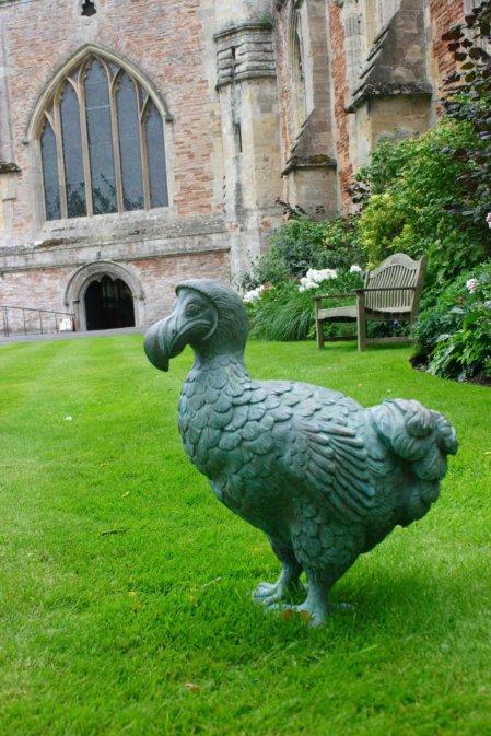 At Bishop's Palace, Wells, Somerset, England.