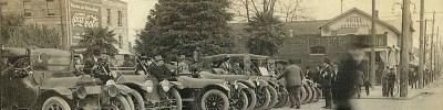 FOUND PHOTO: Rally Race – 1915