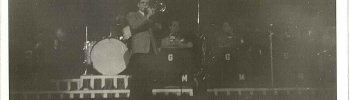 FOUND PHOTO: Glenn Miller Orchestra, Perhaps?