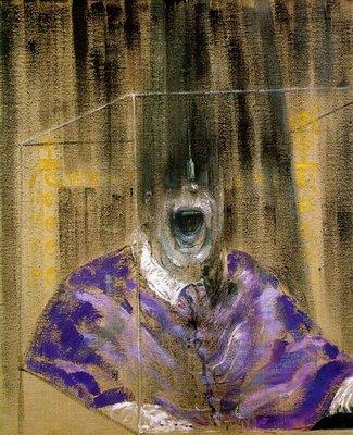 Head VI by Francis Bacon (1949)