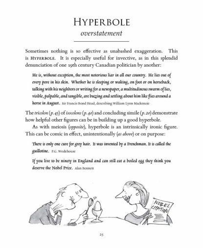Hyperbole from RHETORIC