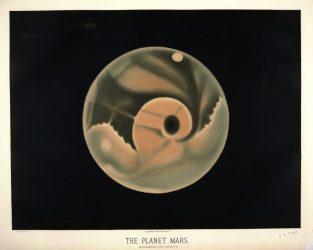 Mars NYPL Trouvelot