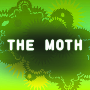 Moth Podcast Logo