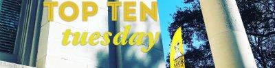Top Ten Tuesday: Book Festival Wrap-up