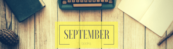 Books for September