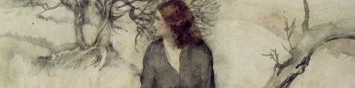~31 Days of Halloween~ beautyandthebook: A close up of a second version of a Arthur Rackham illustra