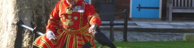 ACCENT: THE RAVENMASTER