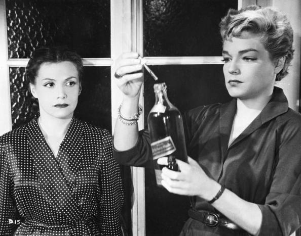 Femme Fatales of 1950s noir