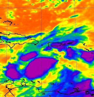 Hurricane Gustav gaining little experience near Cuba