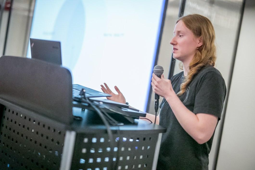 Midwest Immersive Tech Meetup Sarah Sexton Microsoft HoloLens AR