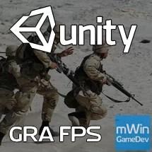 Gra FPS Kurs Unity3d