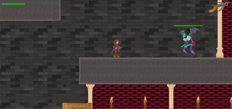 The Platform - Vania Engine v.1.06
