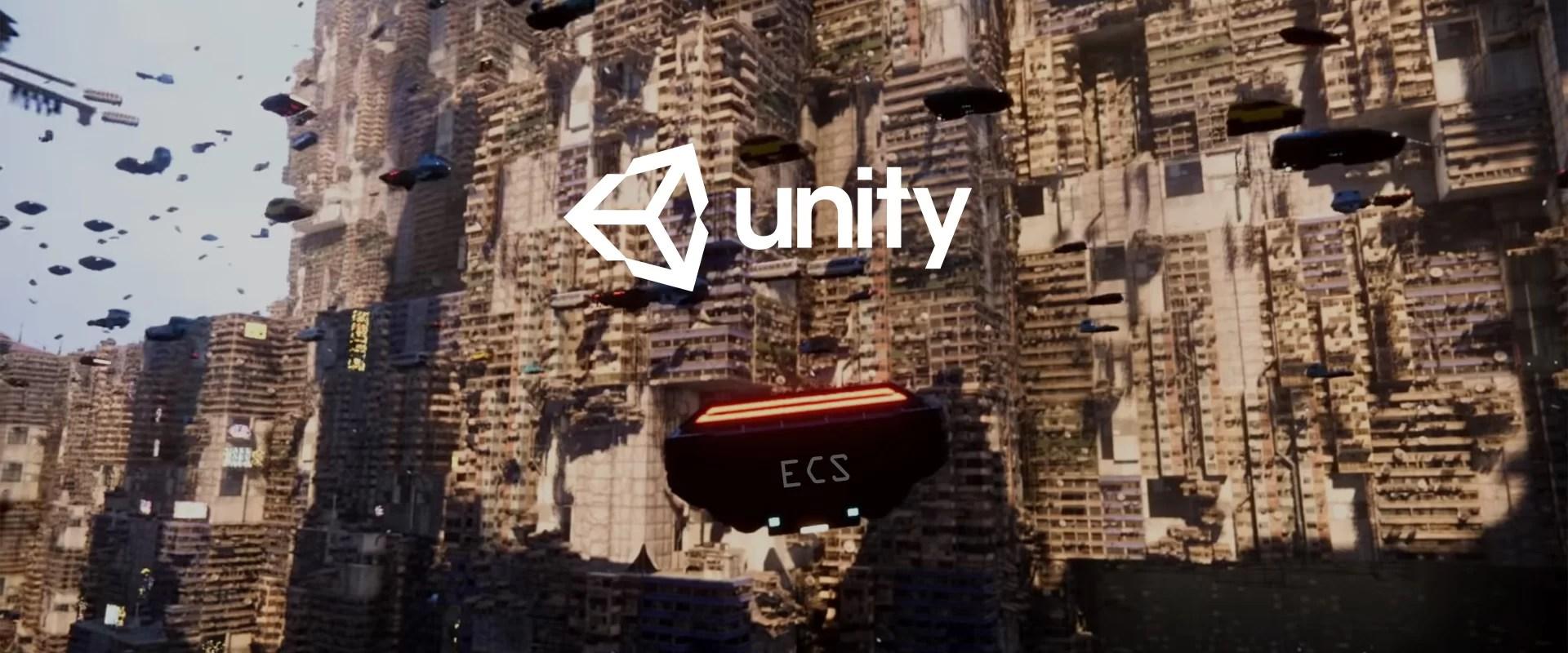 Entity Component System w Unity | mWin