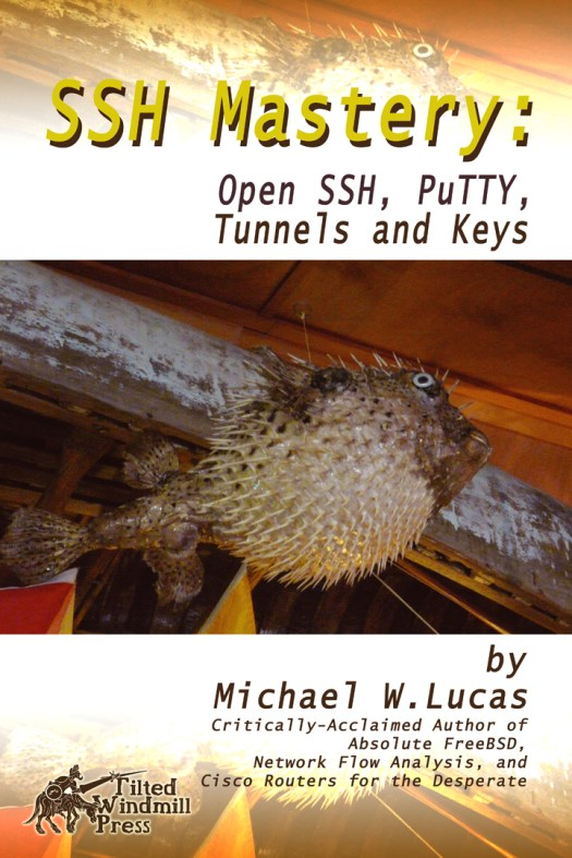 SSH Mastery Cover