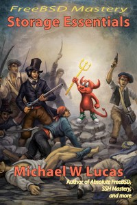 FreeBSD Mastery: Storage Essentials cover