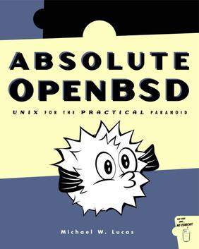 Absolute OpenBSD cover