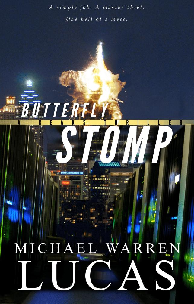 Butterfly Stomp Waltz