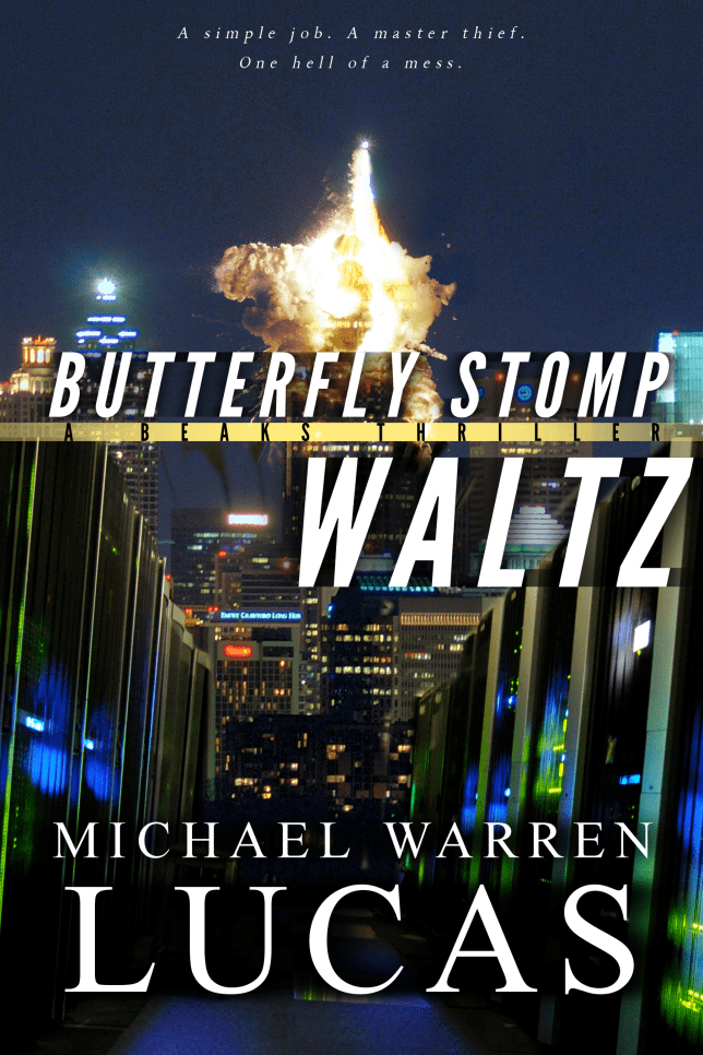 Butterfly Stomp Waltz cover