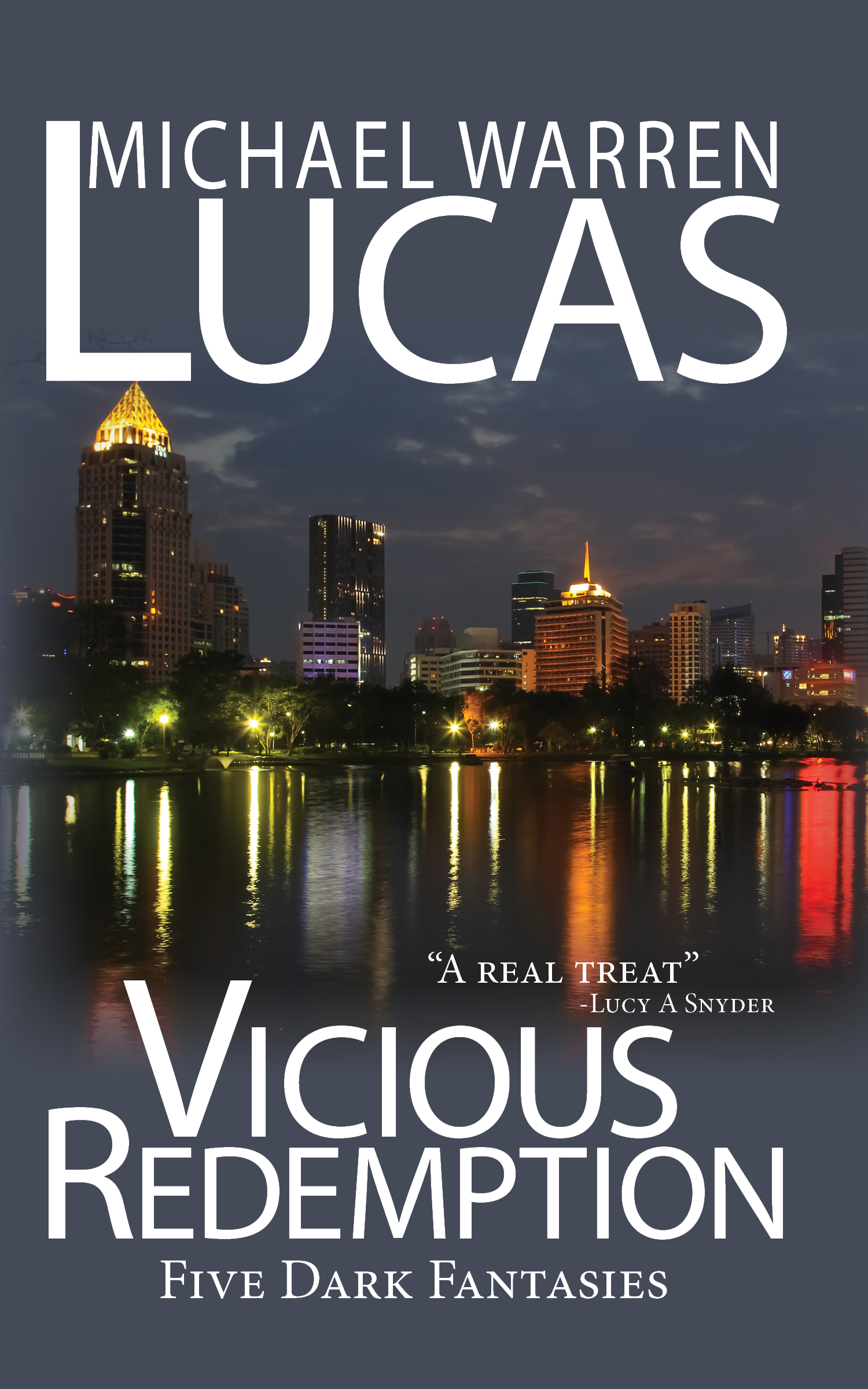 Vicious Redemption cover