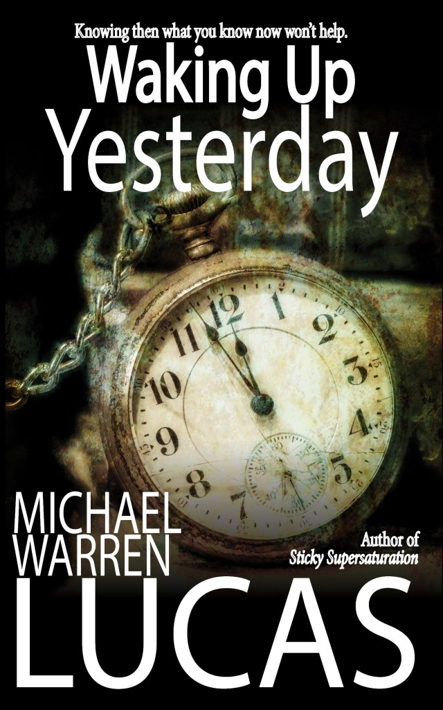 Waking Up Yesterday cover