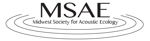 Midwest Society for Acoustic Ecology