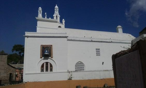 Cathedral al lado del hospital
