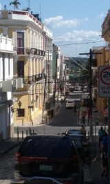Streets of the Colonial Zone